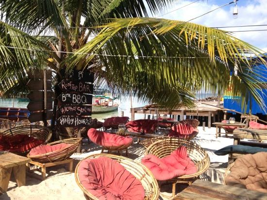 baari saarella